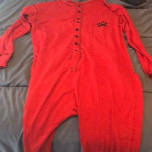Men's one piece pajamas. XL. LazyOne